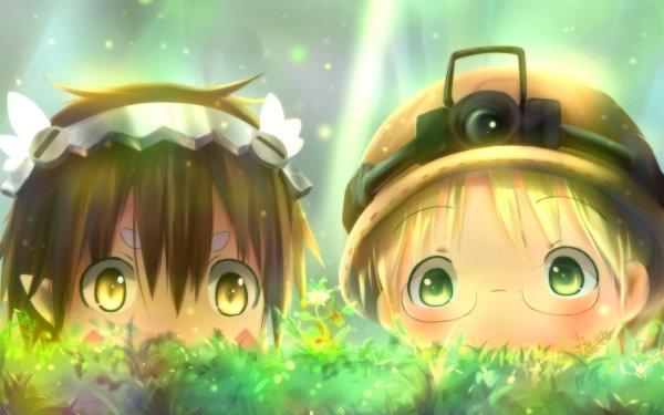Anime Made In Abyss Made in Abyss Riko Reg Fondo de pantalla HD | Fondo de Escritorio