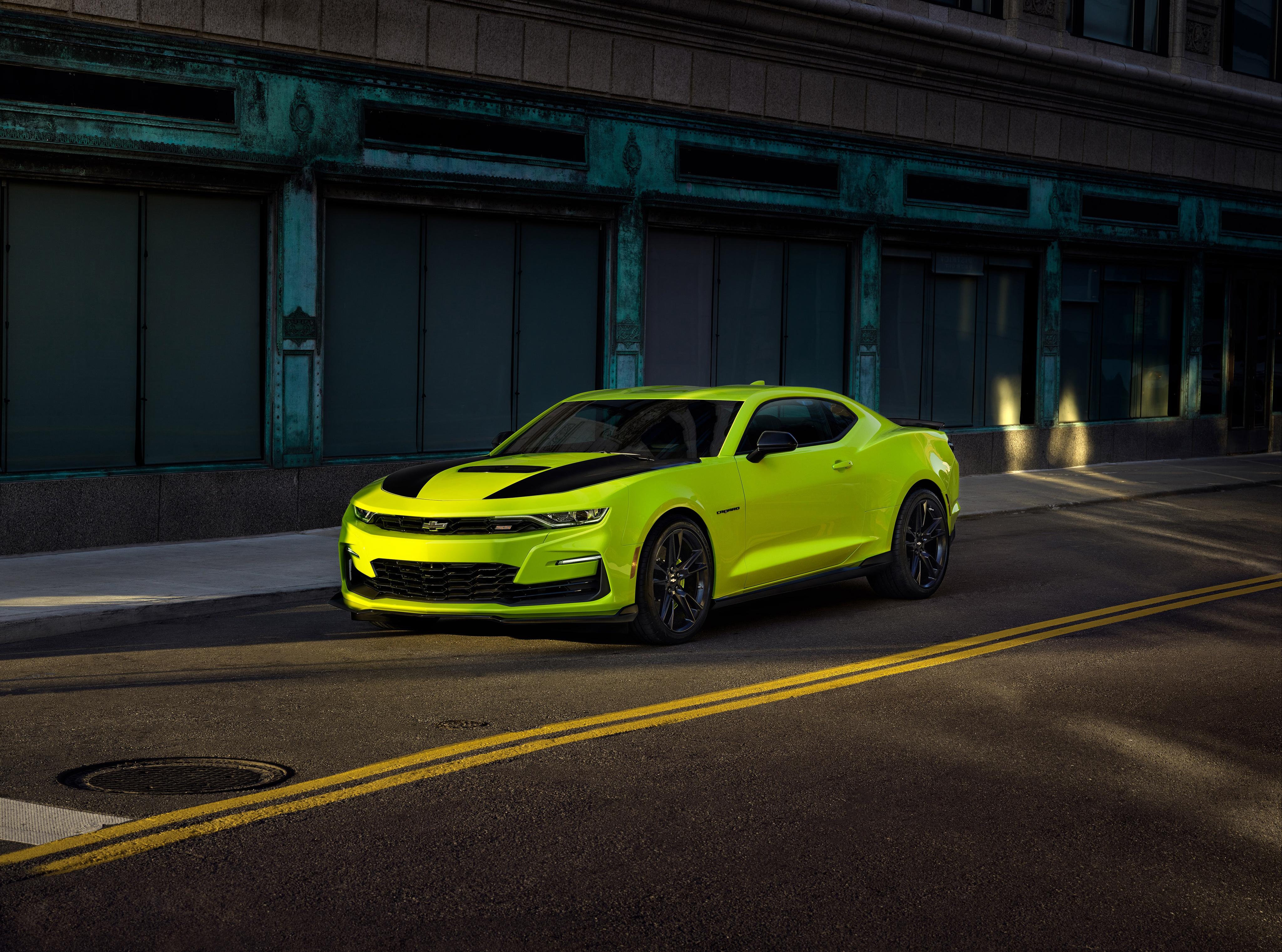 Chevrolet Camaro Ss 4k Ultra Hd Wallpaper Background Image 4096x3043 Id 958194 Wallpaper Abyss