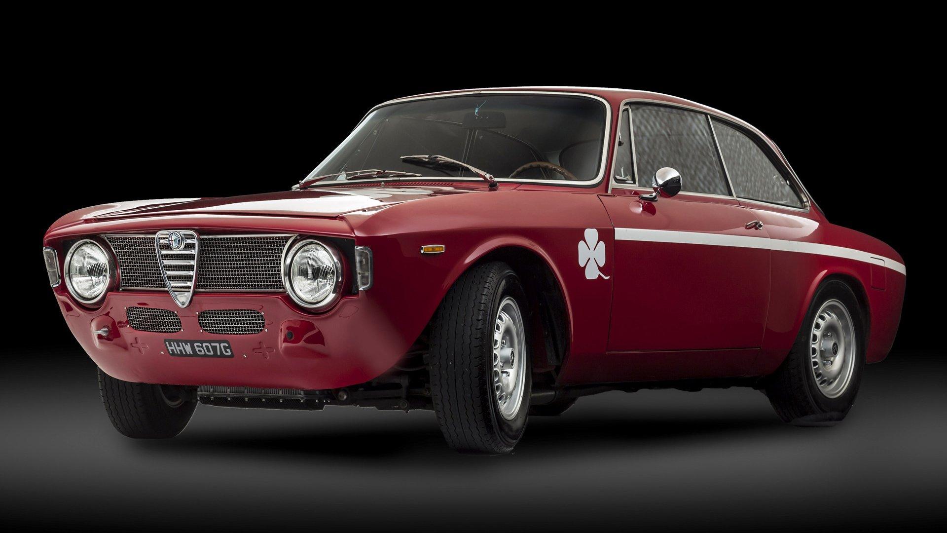 1968 Alfa Romeo Gta 1300 Junior Hd Wallpaper Background Image 1920x1080 Id 960415 Wallpaper Abyss