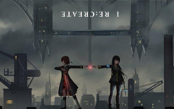 Anime Shoujo☆Kageki Revue Starlight HD Wallpaper | Background Image