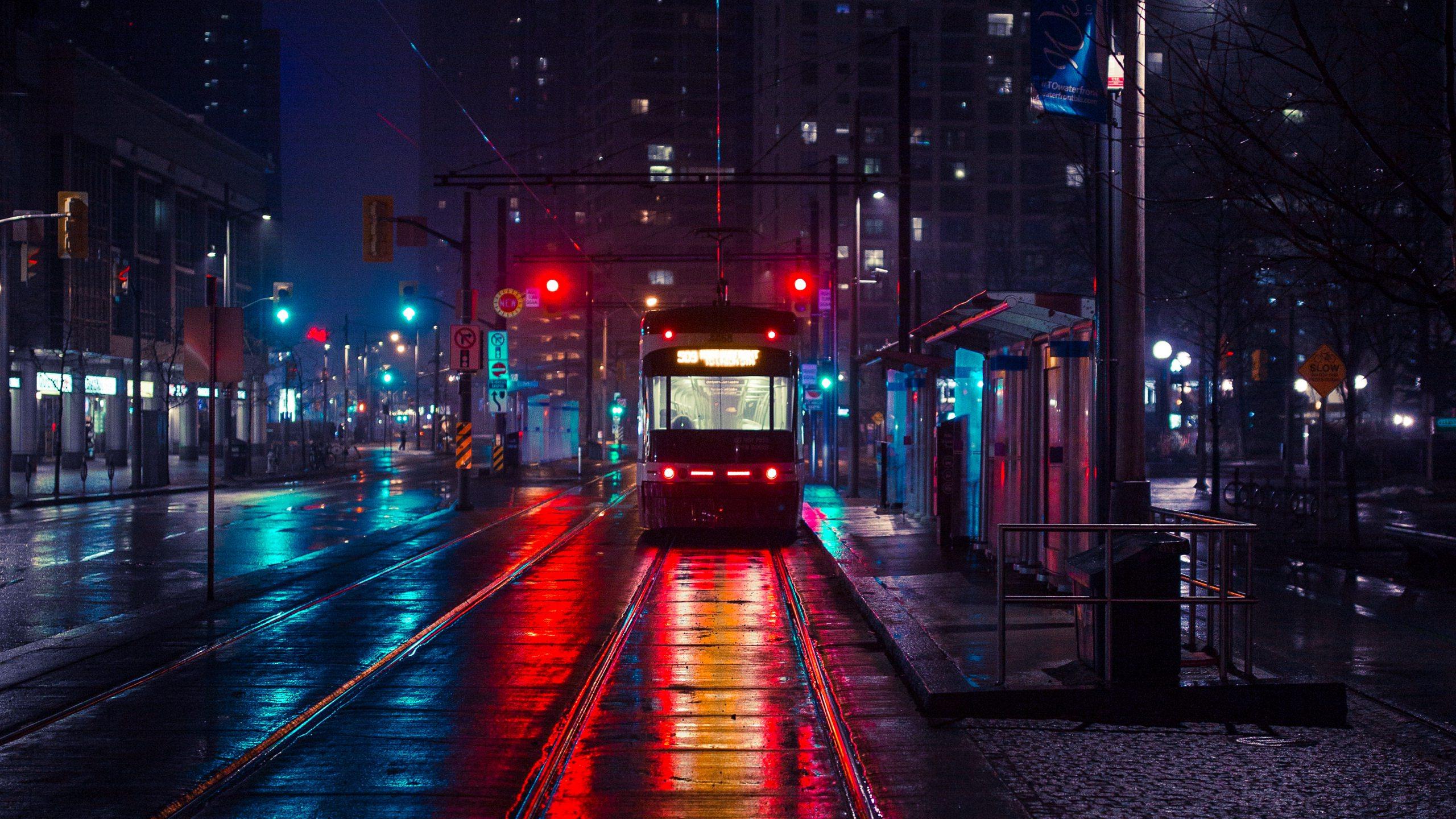 Tram Hd Wallpaper Background Image 2560x1440 Id961977