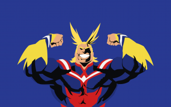 163 All Might Hd Wallpapers Background Images Wallpaper