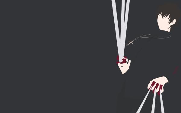 Anime Fate/Zero Fate Series Kirei Kotomine HD Wallpaper   Background Image
