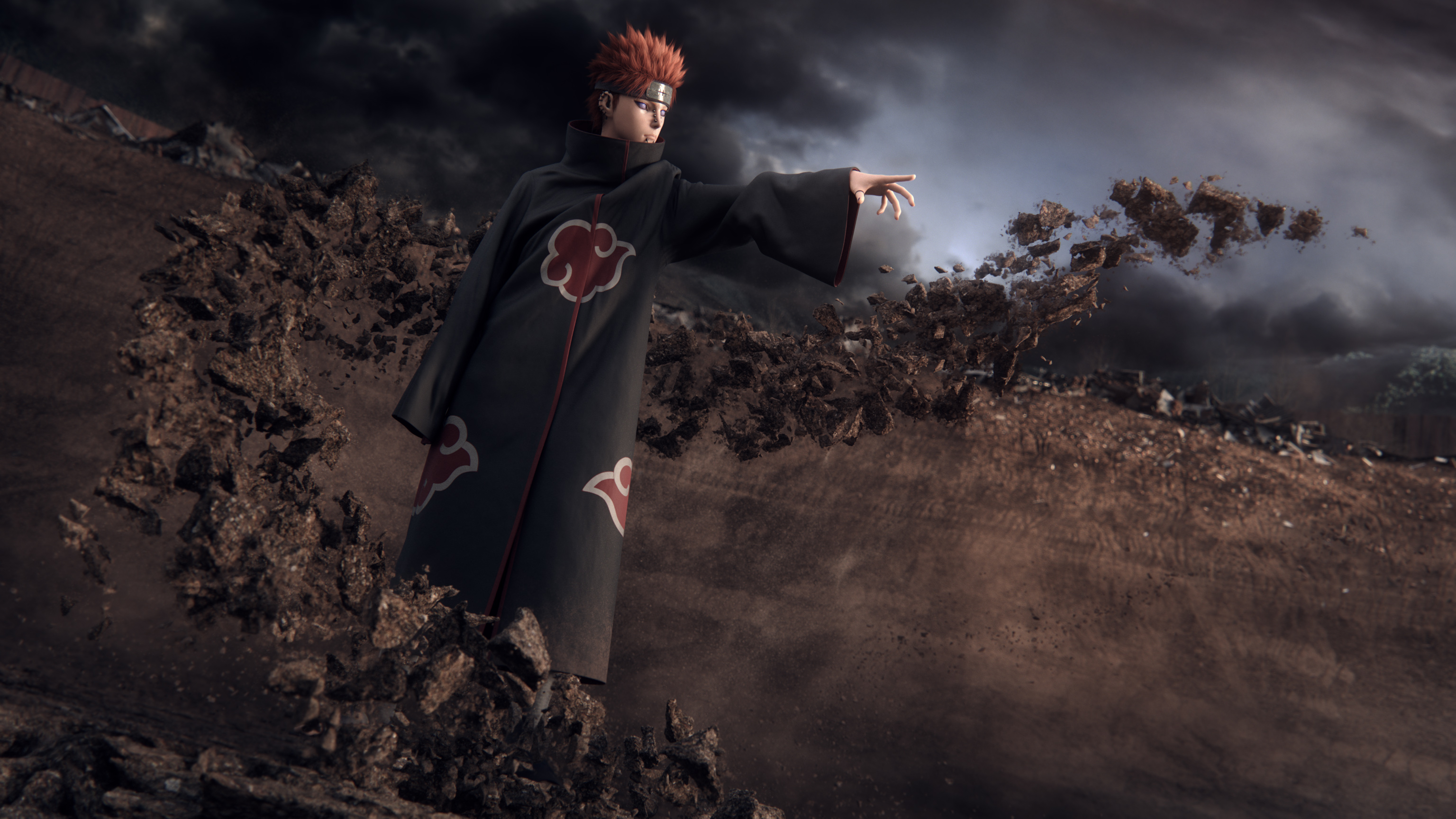 Pain (Naruto) HD Wallpaper