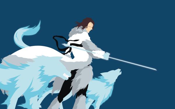 Anime Bleach Coyote Starrk HD Wallpaper | Background Image