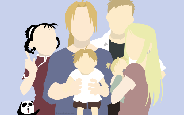 Anime FullMetal Alchemist Fullmetal Alchemist Edward Elric Alphonse Elric Winry Rockbell May Chang Xiao-Mei Shao May HD Wallpaper | Background Image