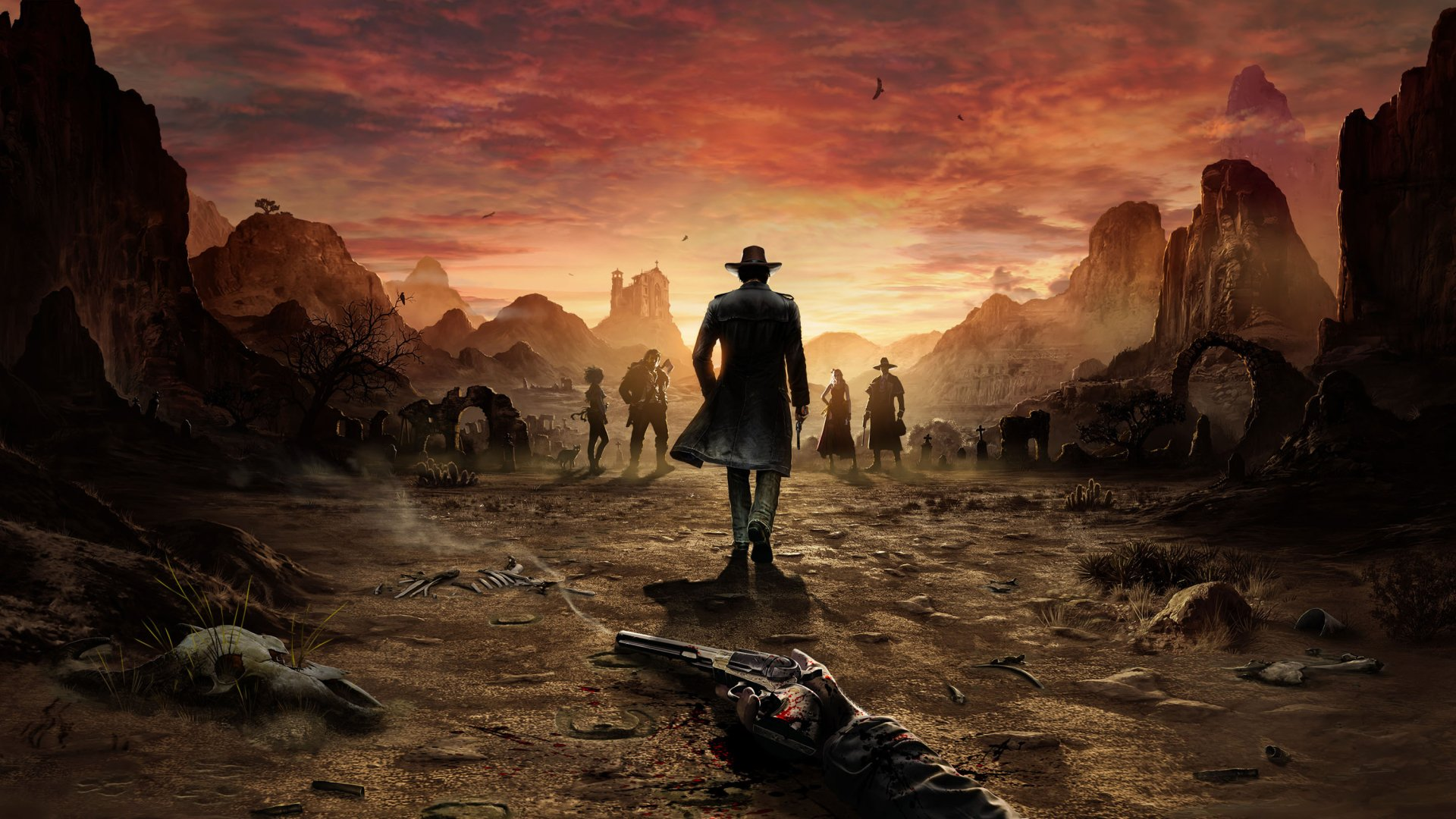 1 Desperados Iii Hd Wallpapers Background Images Wallpaper Abyss