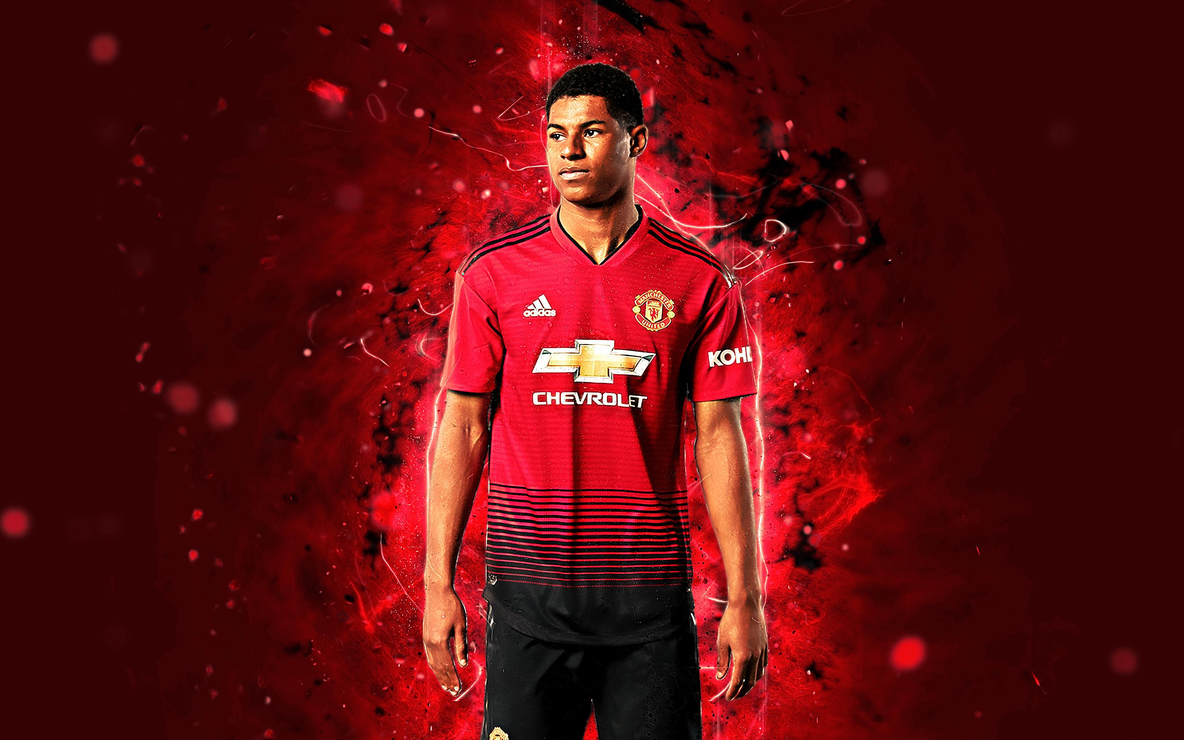 Manchester United 4k Ultra HD Wallpaper