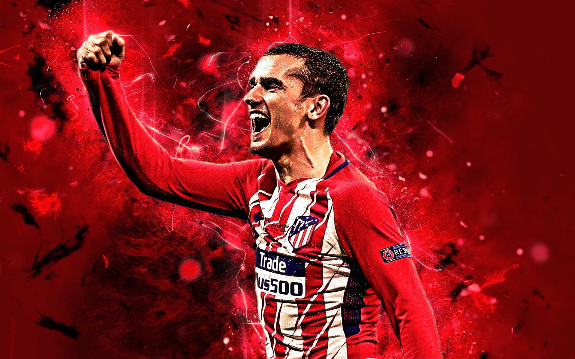 Atlético Madrid Fond D'écran HD