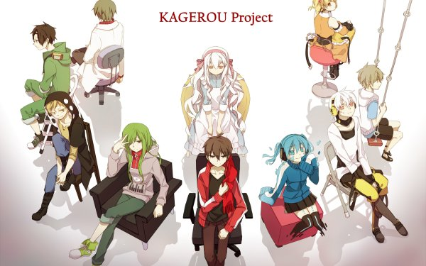 Anime Kagerou Project HD Wallpaper | Background Image