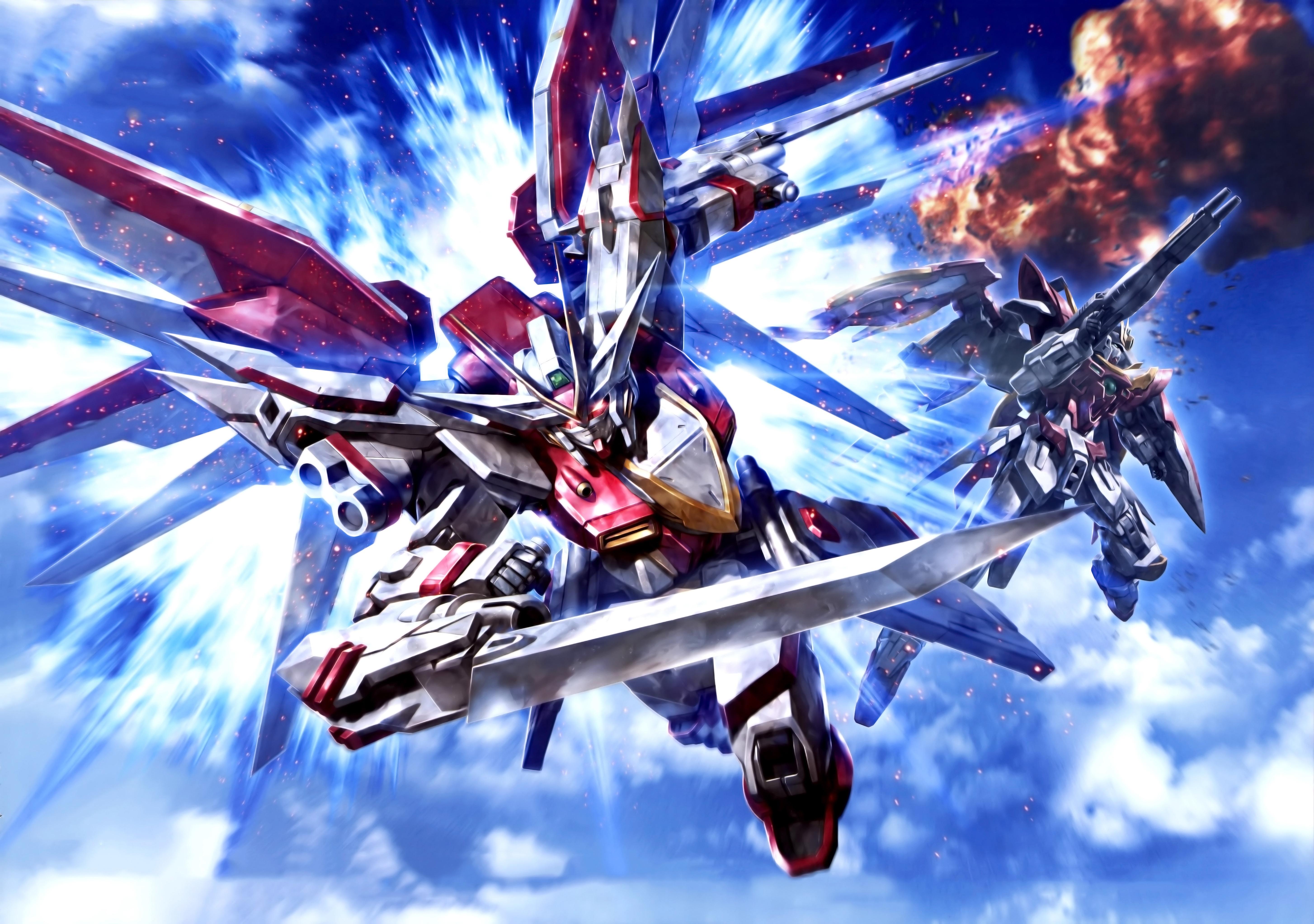 Mobile Suit Gundam 5k Retina Ultra HD Wallpaper ...