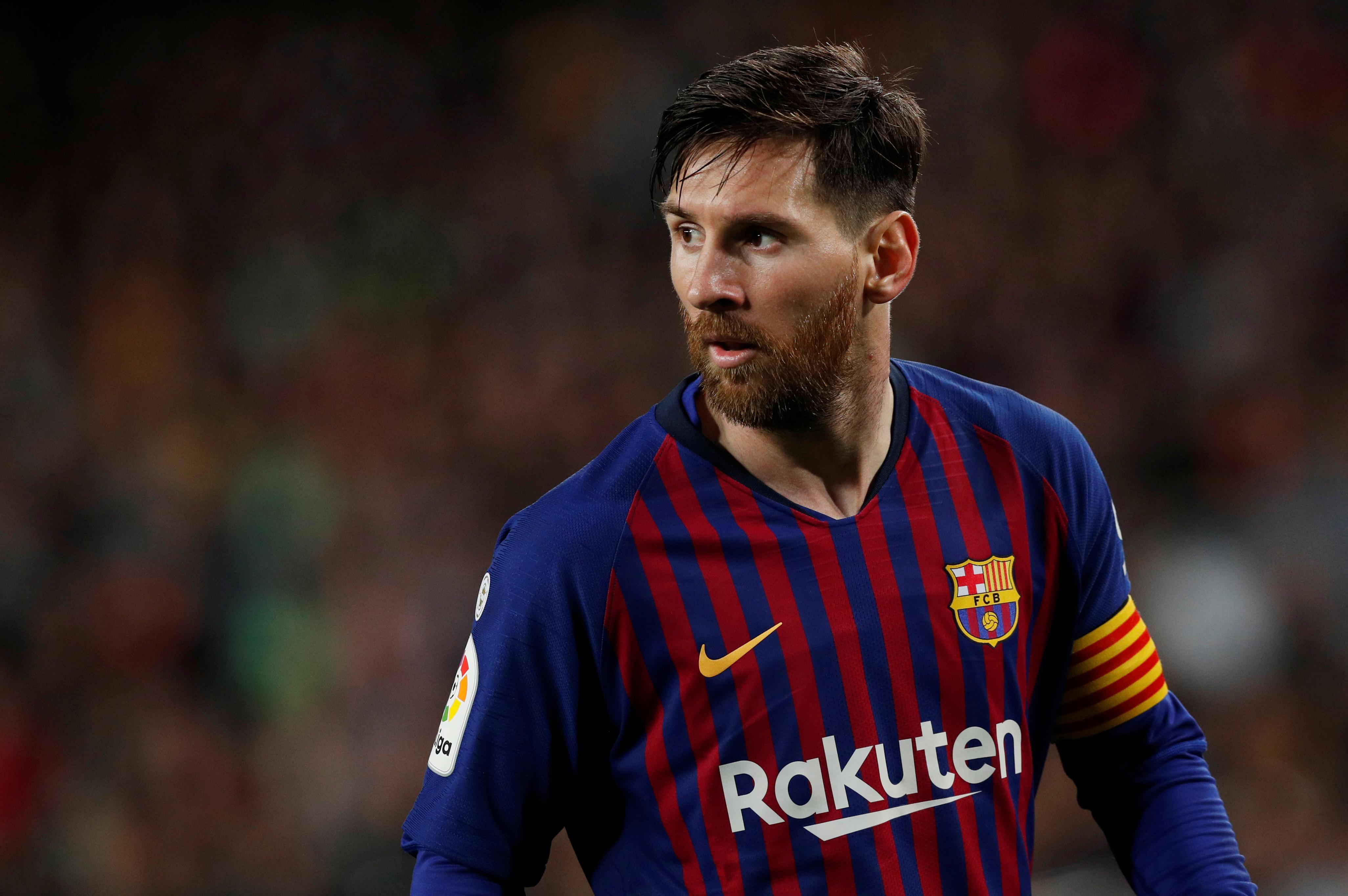 Lionel Andrés Messi Cuccittini - Barcelona 4k Ultra HD ...
