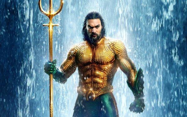 Movie Aquaman Jason Momoa HD Wallpaper | Background Image