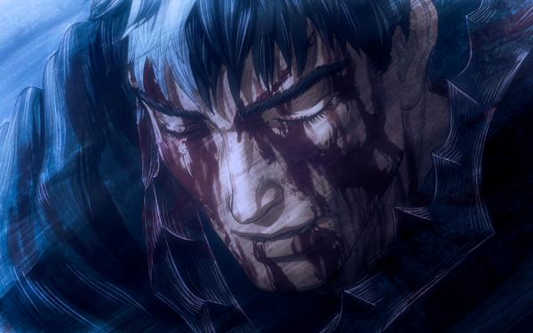 Anime Berserk (2016) Guts HD Wallpaper   Background Image