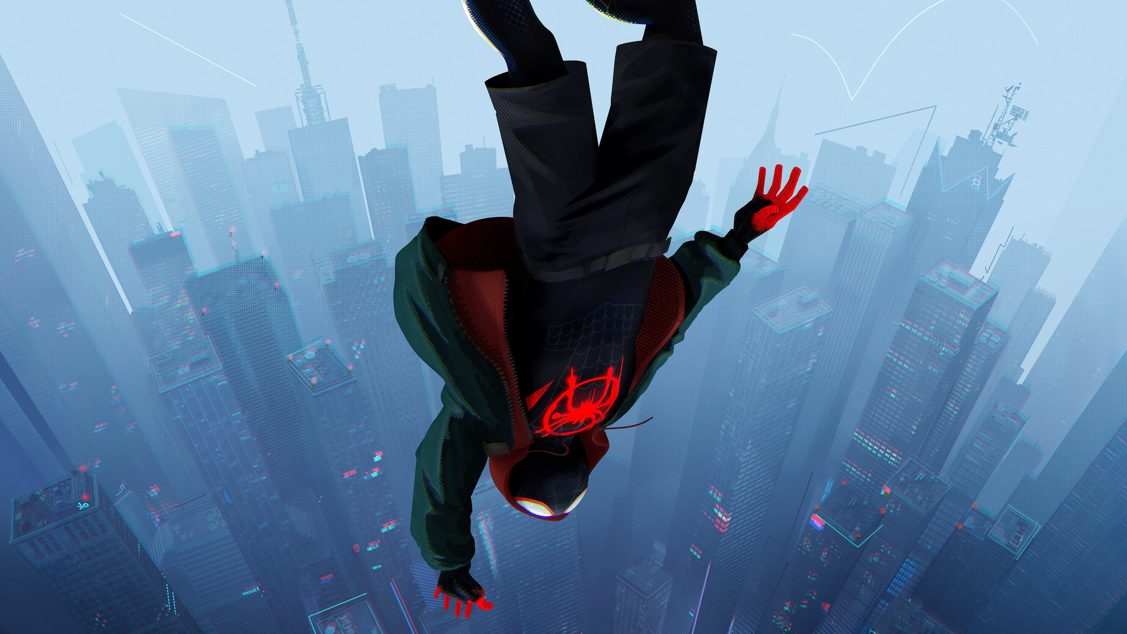 蜘蛛侠4电影高清_Spider-Man: Into The Spider-Verse 4k Ultra 高清壁纸 | 桌面背景 | 3840x2160 ...