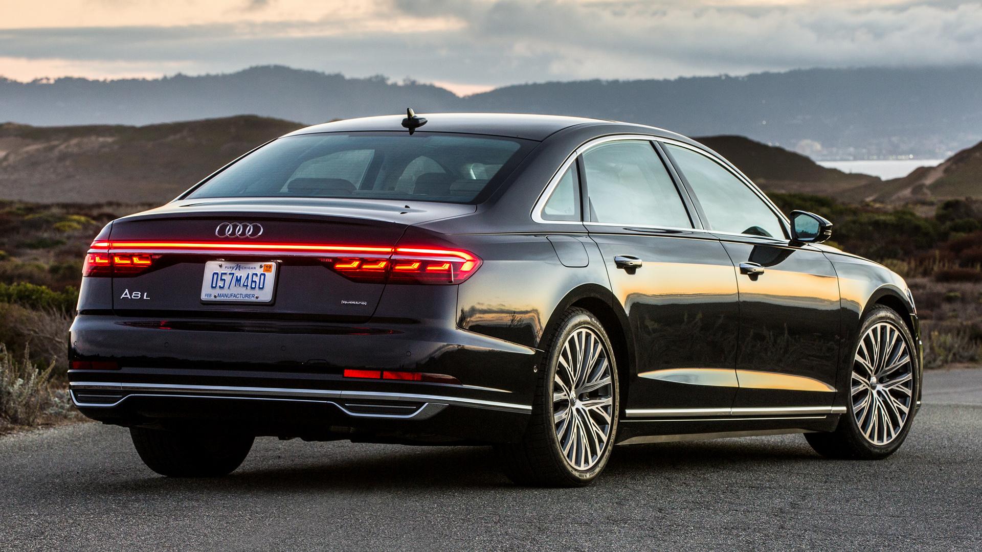 2019 Audi A8 L Hd Wallpaper Background Image 1920x1080 Id