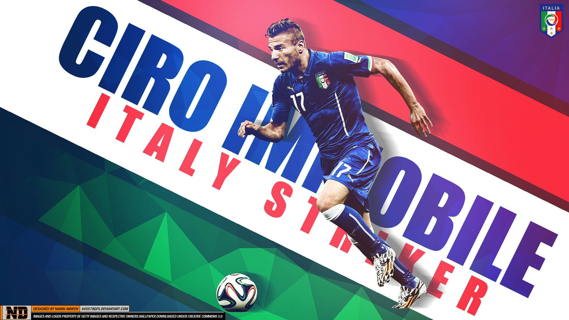 b019d2d0ce5 4 Ciro Immobile HD Wallpapers | Background Images - Wallpaper Abyss
