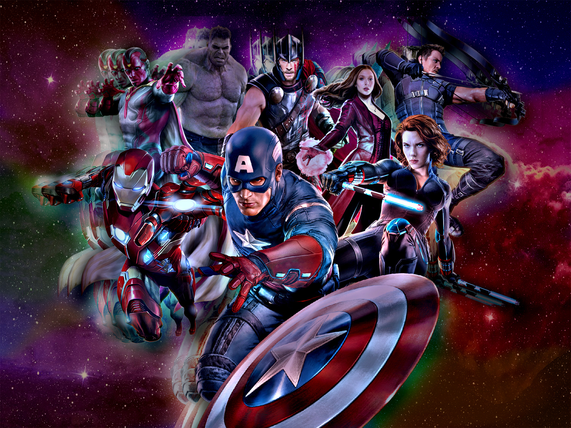 Avengers Infinity War Hd Wallpaper Background Image 1920x1439 Id 972060 Wallpaper Abyss