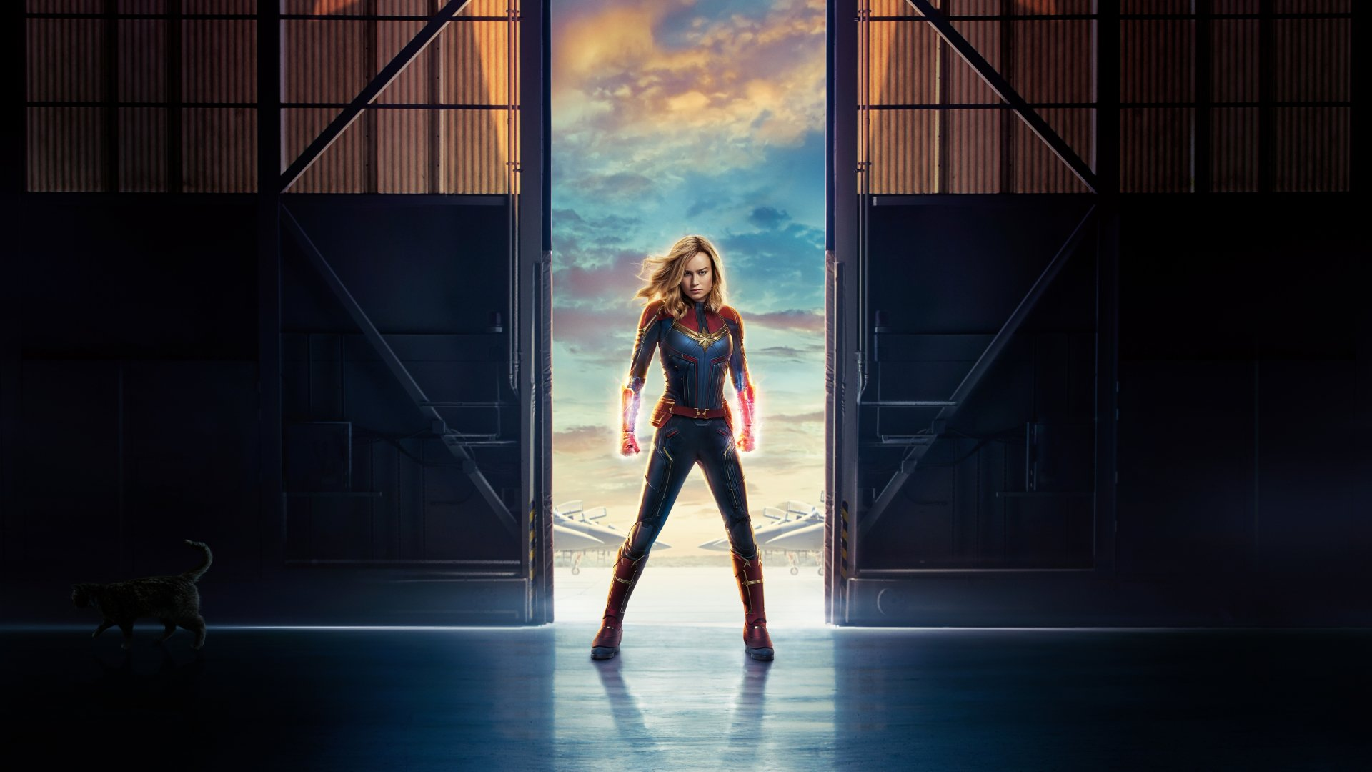 57 Captain Marvel Hd Wallpapers Background Images Wallpaper Abyss