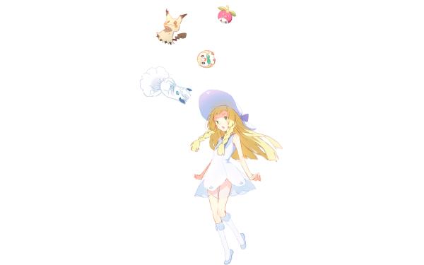 Video Game Pokémon Ultra Sun and Ultra Moon Pokémon HD Wallpaper | Background Image