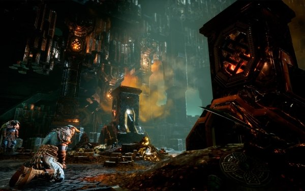 Video Game The Bard's Tale IV: Barrows Deep HD Wallpaper | Background Image