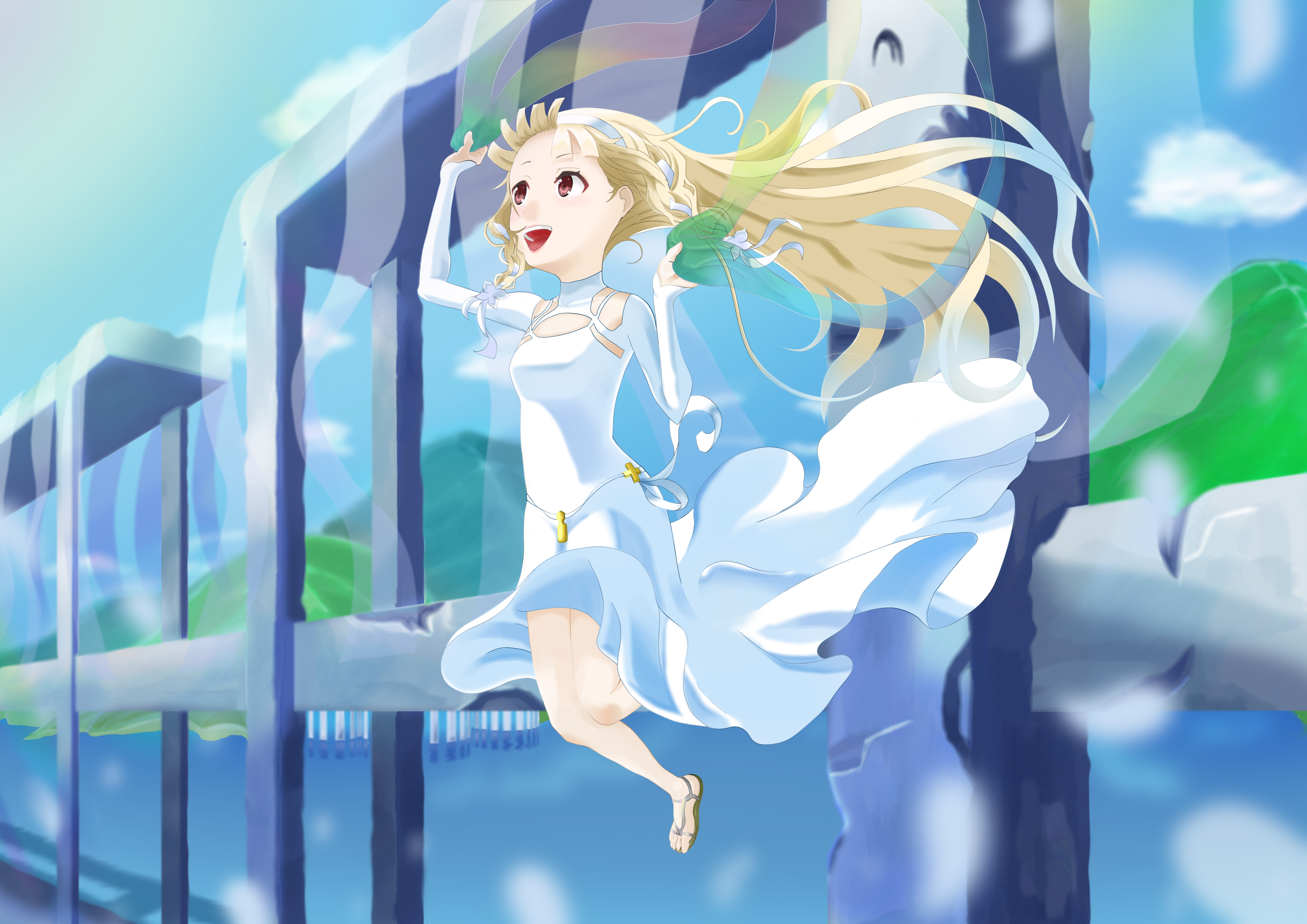 Maquia When The Promised Flower Blooms 5k Retina Ultra Hd