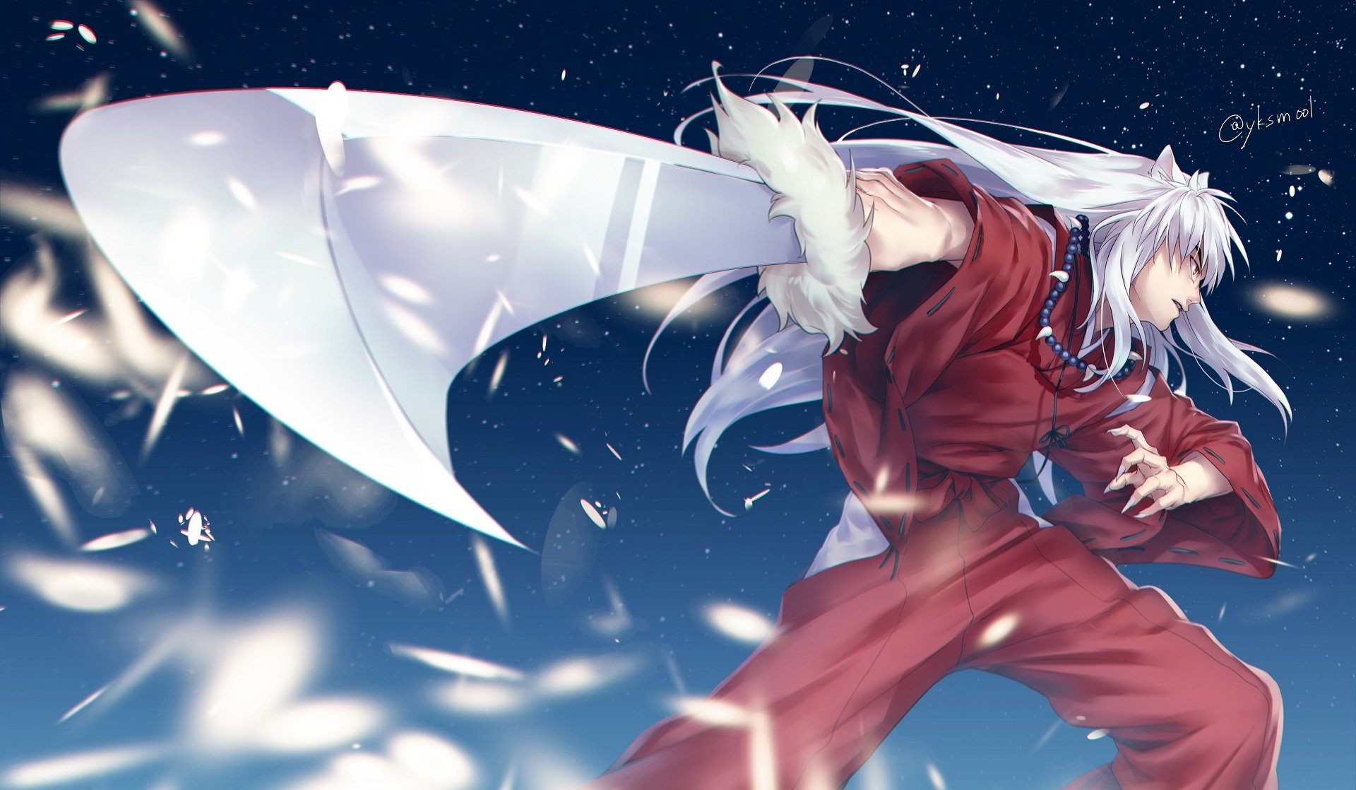 Inuyasha Hd Wallpaper Background Image 1920x1118 Id 975156