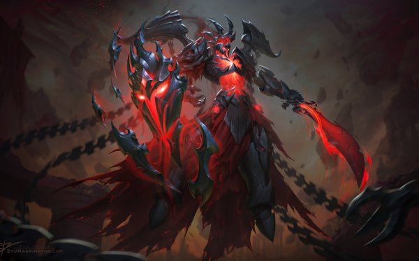 Video Game Smite Ares Warrior HD Wallpaper | Background Image