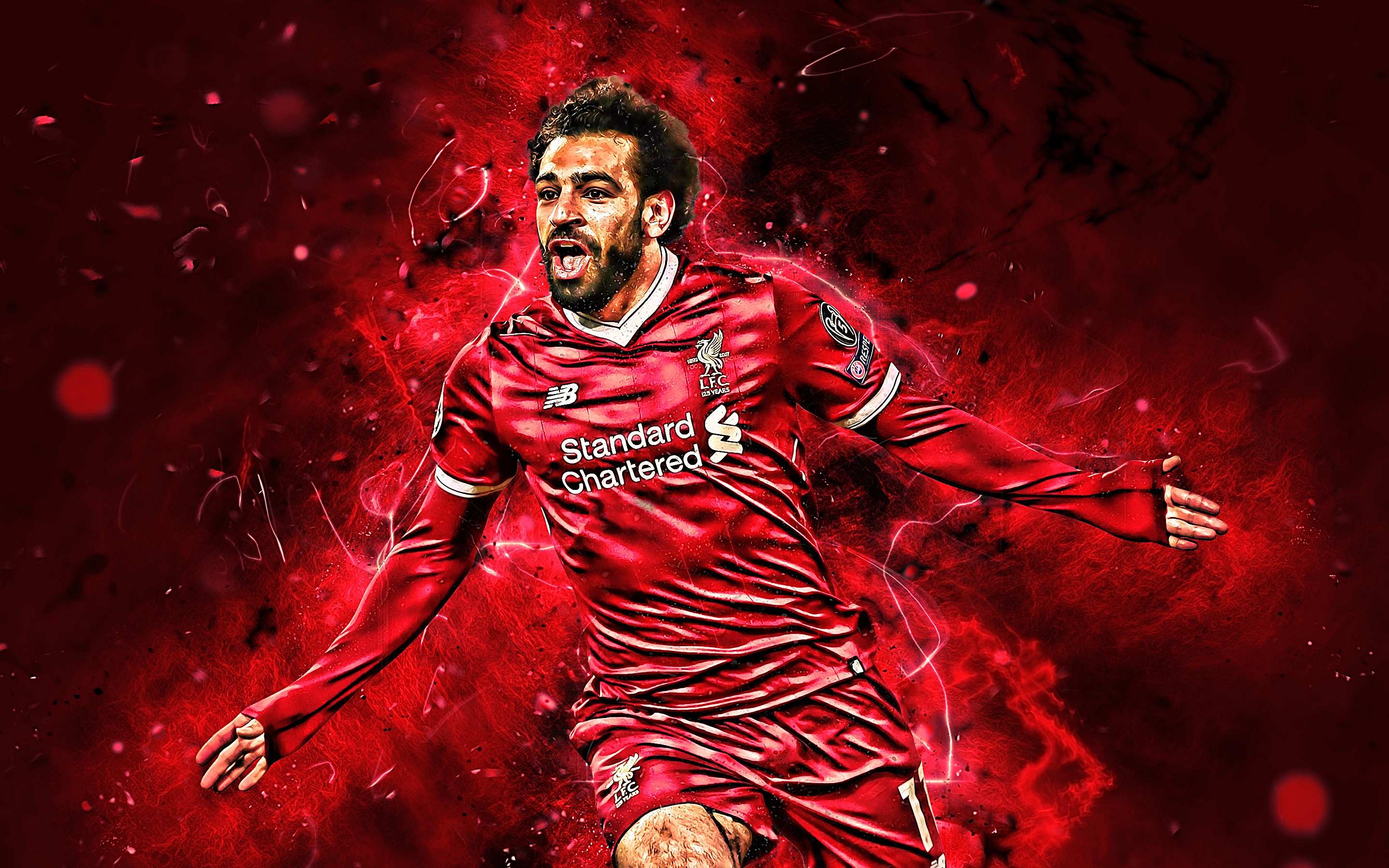Mohamed Salah Ghaly Hd Wallpaper Background Image