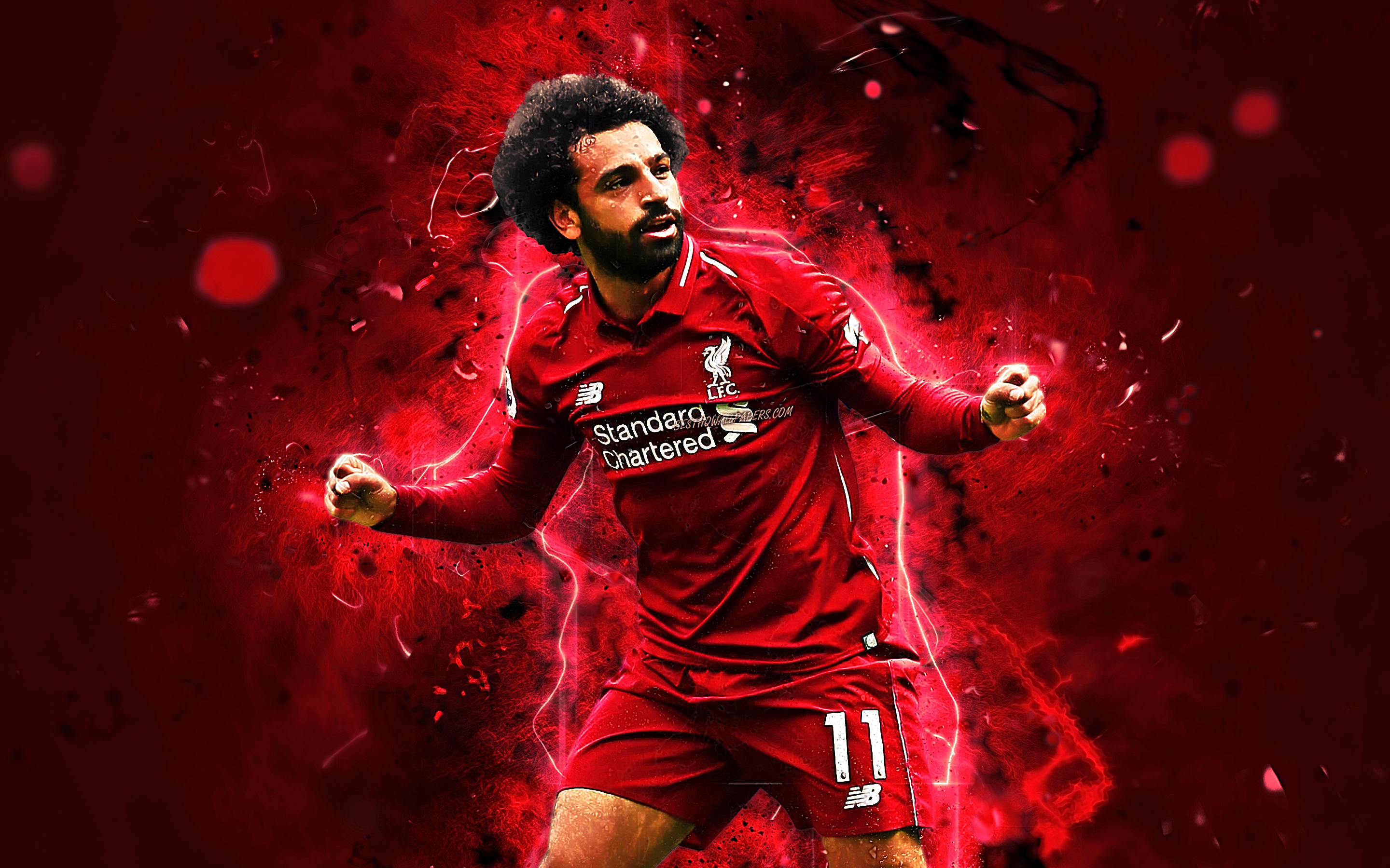 Mohamed Salah Ghaly HD Wallpaper
