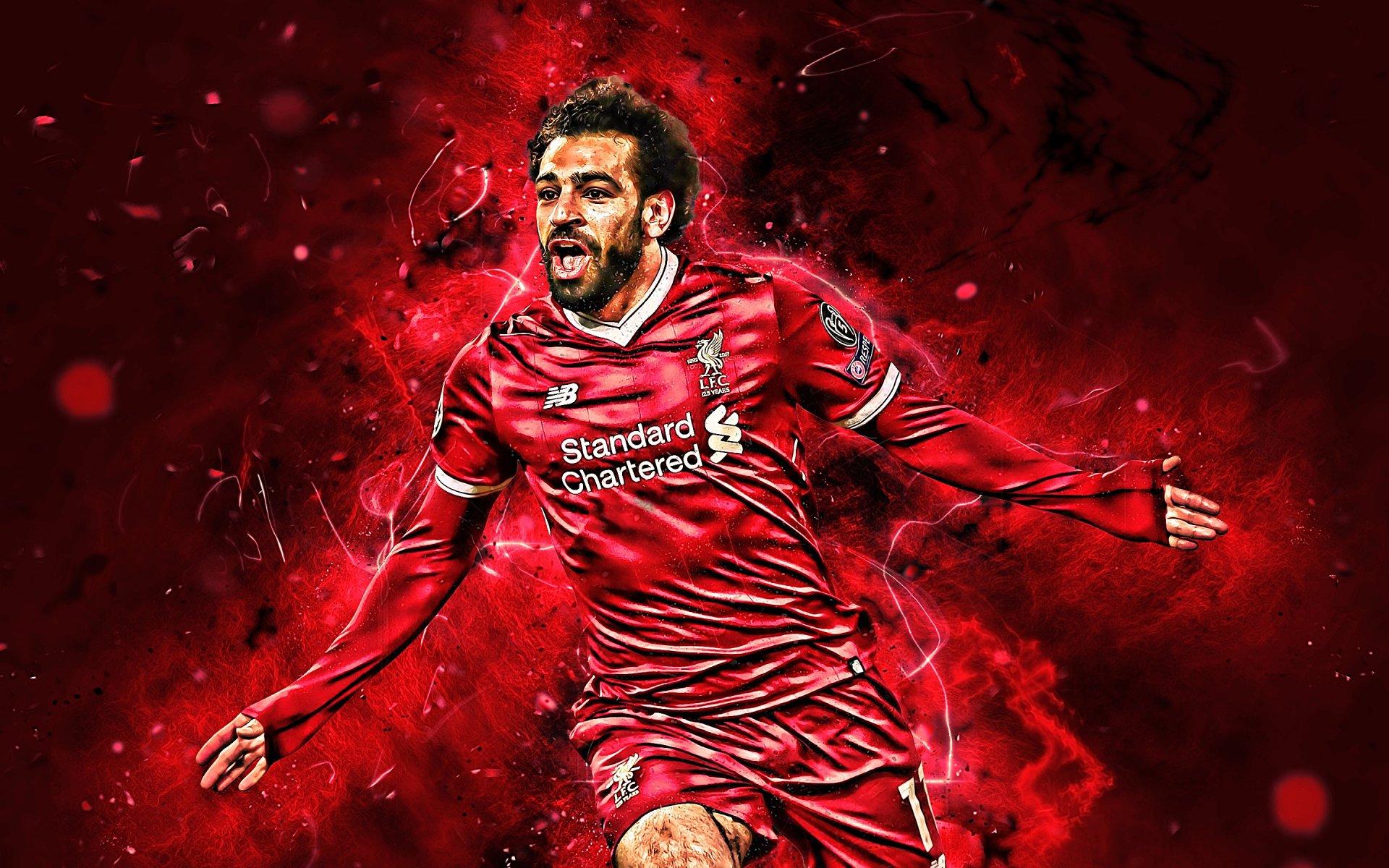 Mohamed Salah Ghaly HD Wallpaper
