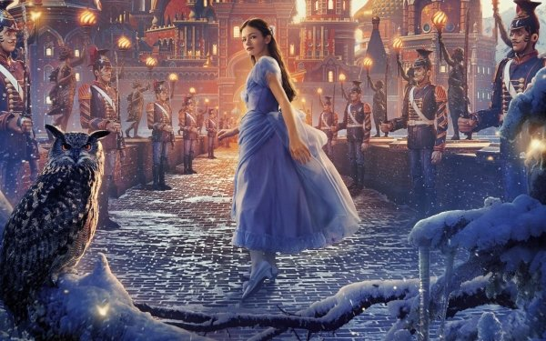 Movie The Nutcracker and the Four Realms Mackenzie Foy HD Wallpaper | Background Image