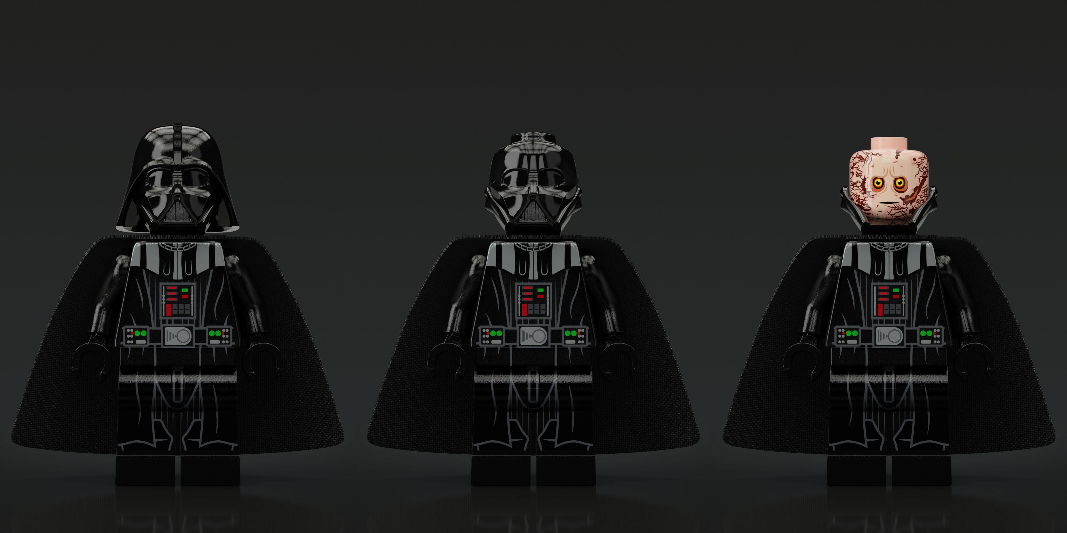 Lego Star Wars Darth Vader Hd Wallpaper Background Image