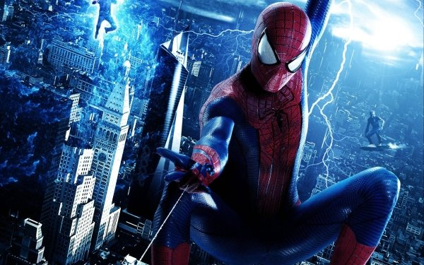 Movie The Amazing Spider-Man 2  Spider-Man Electro HD Wallpaper   Background Image