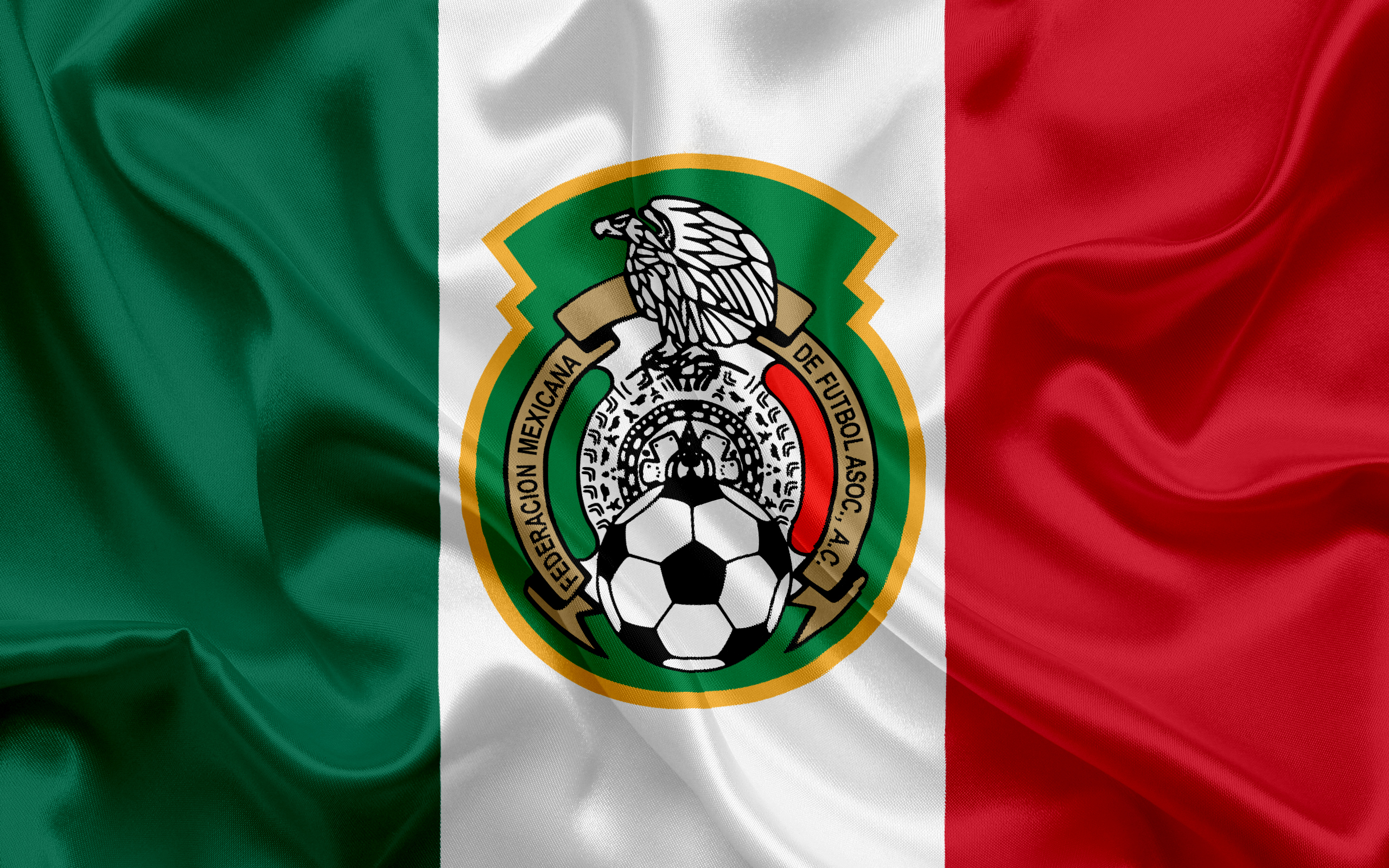 Mexico National Football Team Hd Wallpaper Background Image