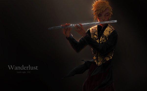 Video Game Final Fantasy XV Final Fantasy Prompto Argentum HD Wallpaper   Background Image