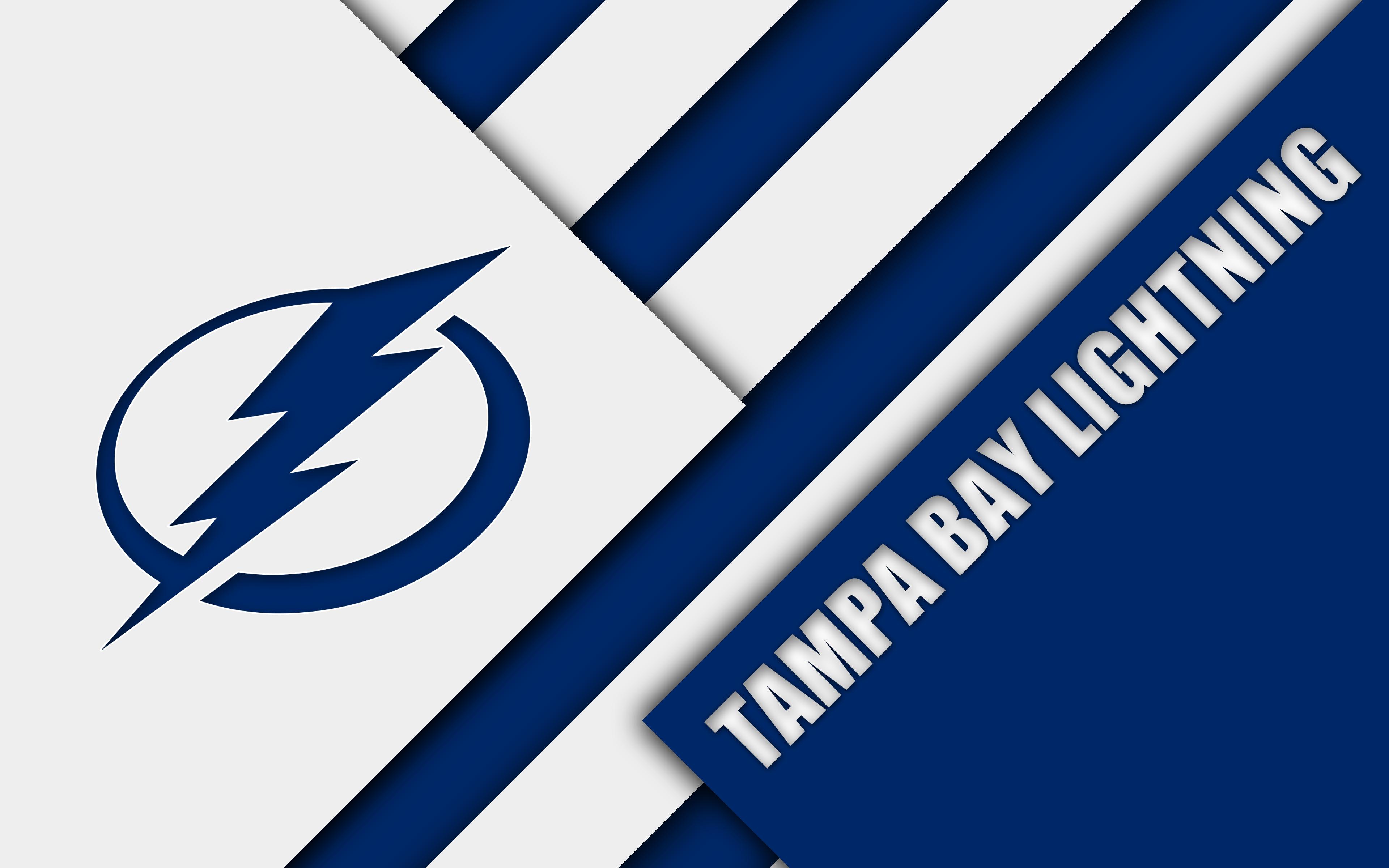 Tampa Bay Lightning 4k Ultra Hd Wallpaper Background Image
