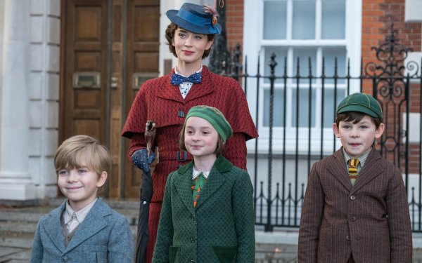 Movie Mary Poppins Returns HD Wallpaper | Background Image
