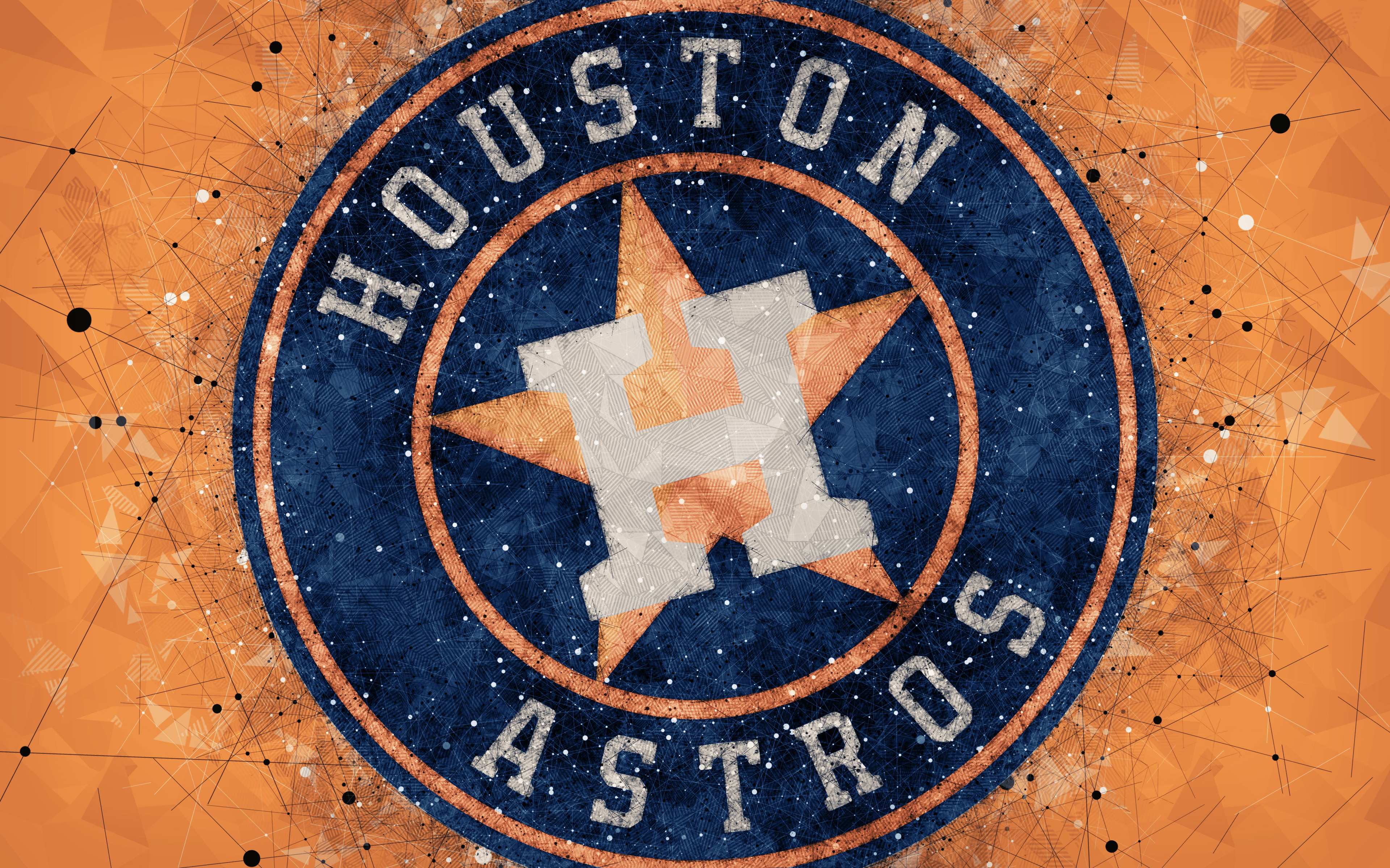 Houston Astros 4k Ultra Hd Wallpaper Background Image