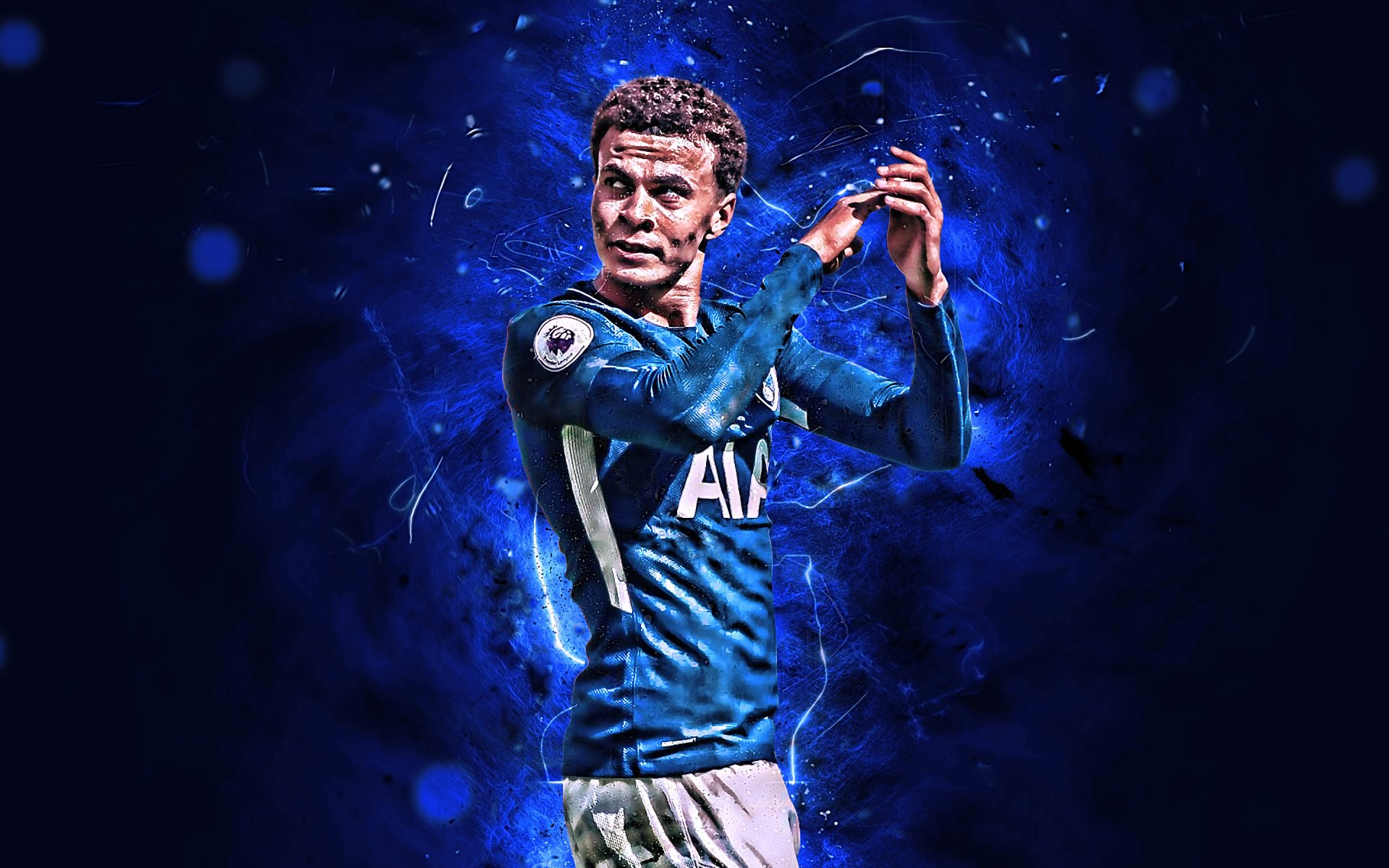 Dele Alli HD Wallpaper