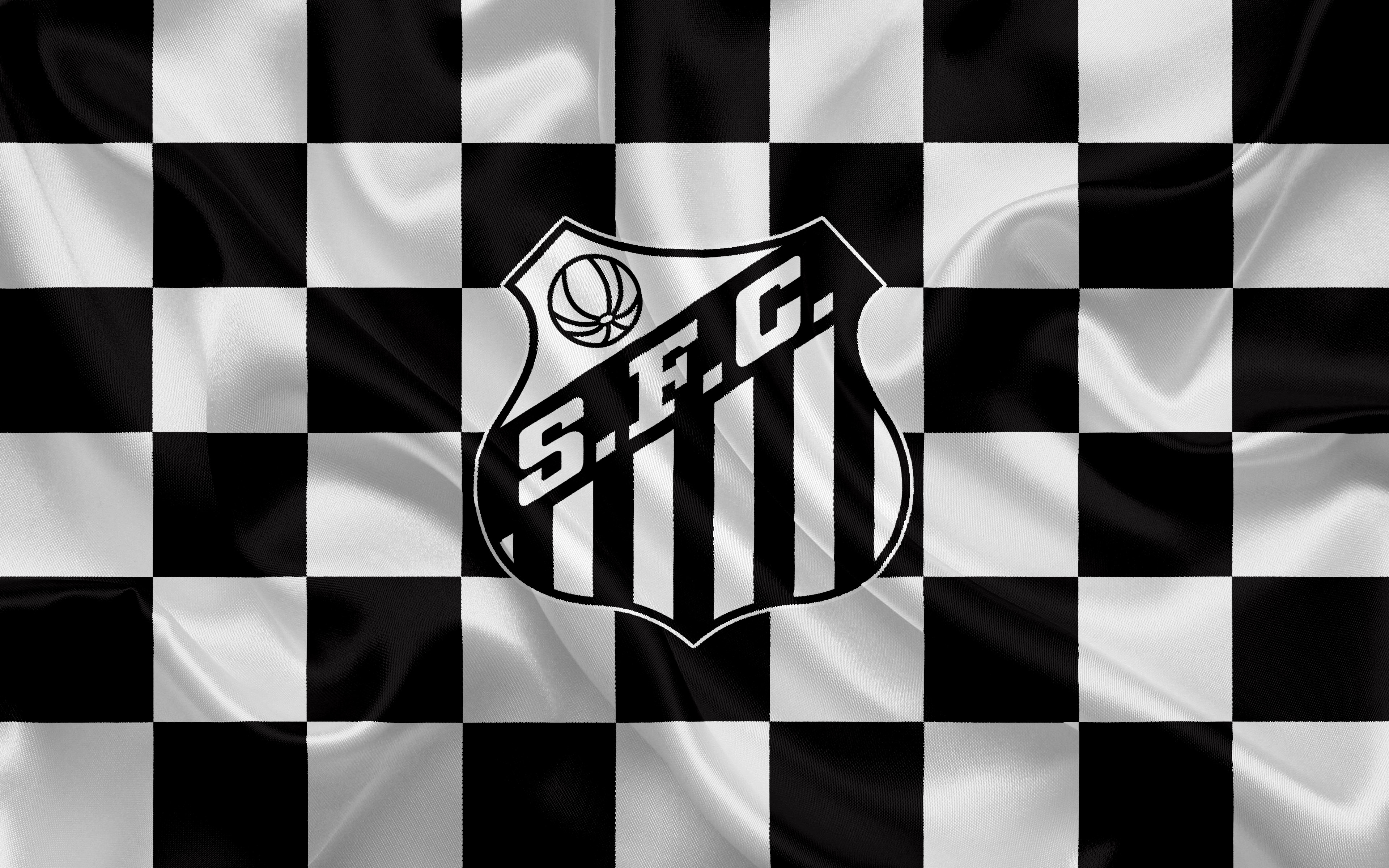 Santos FC 4k Ultra HD Wallpaper | Background Image | 3840x2400 | ID ...
