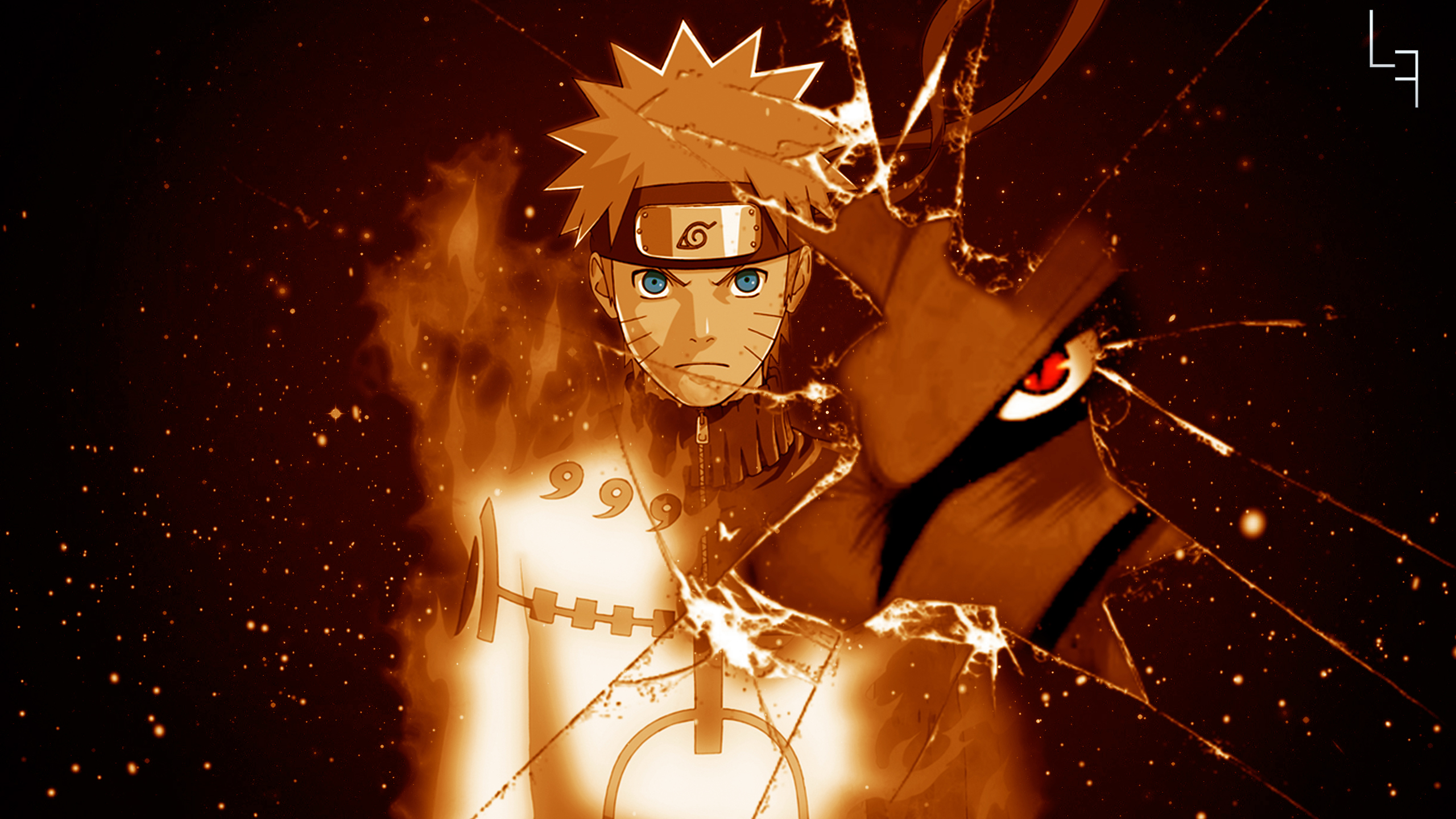 Naruto HD Wallpaper | Background Image | 2560x1440 | ID ...