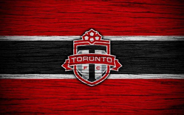 Sports Toronto FC Soccer Club Logo Emblem MLS HD Wallpaper   Background Image