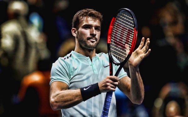 Sports Grigor Dimitrov Tennis Bulgarian HD Wallpaper | Background Image