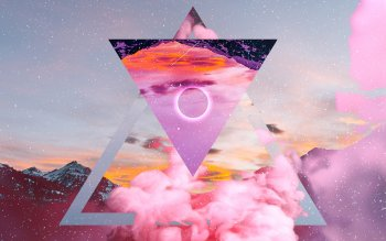138 Polyscape Hd Wallpapers Background Images Wallpaper Abyss