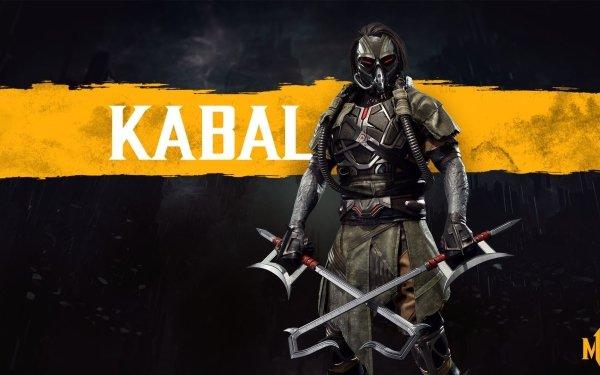 Video Game Mortal Kombat 11 Kabal HD Wallpaper | Background Image
