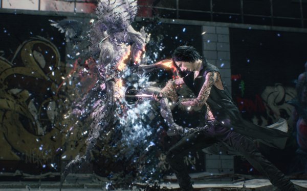 Video Game Devil May Cry 5 Devil May Cry V HD Wallpaper | Background Image