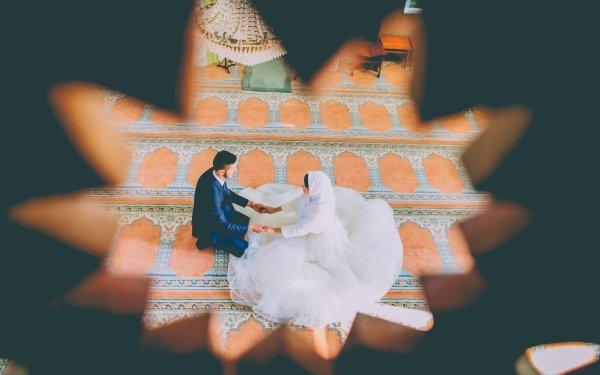 Holiday Wedding Islamic HD Wallpaper   Background Image