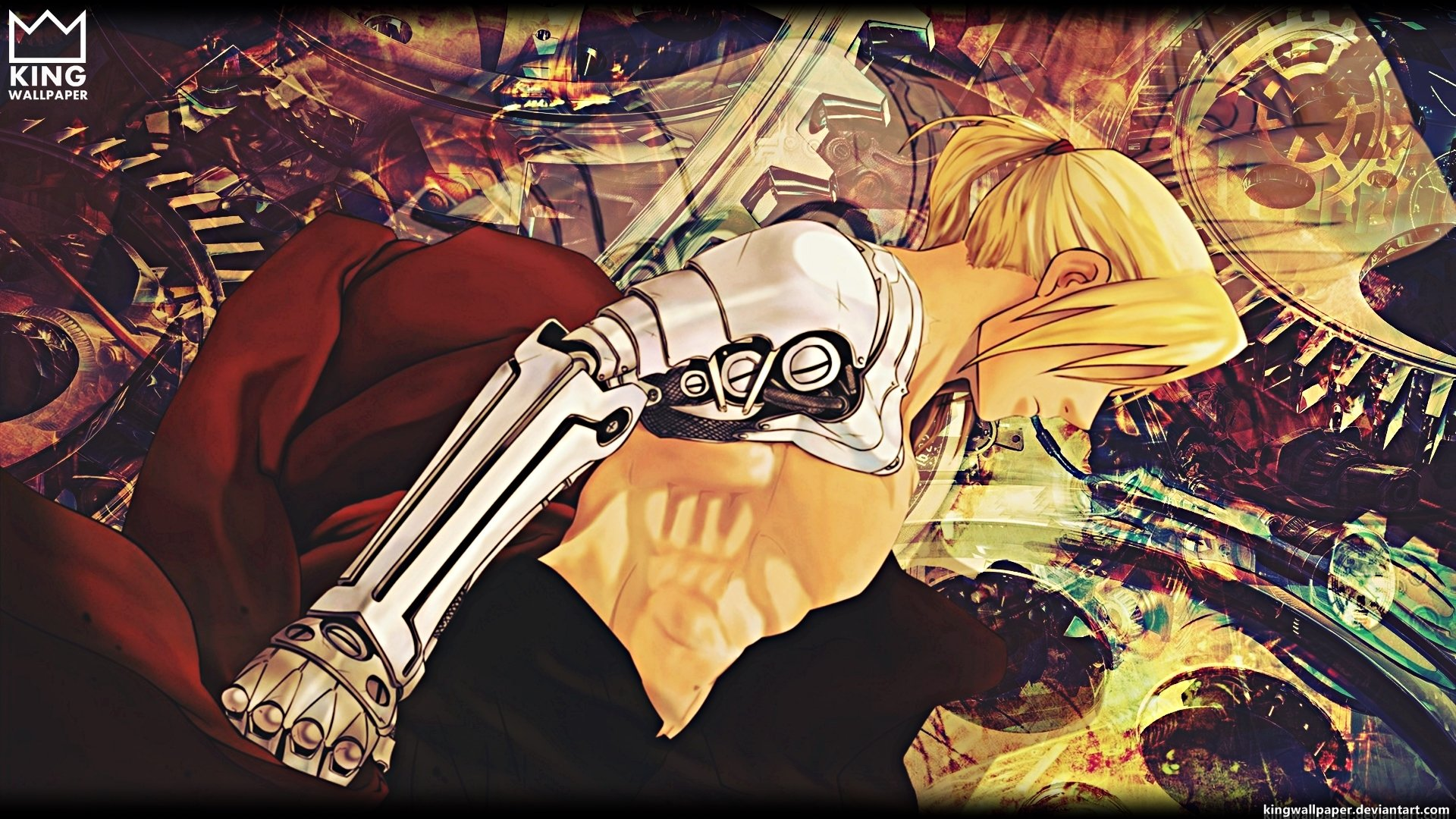 Get Fullmetal Alchemist Brotherhood Wallpaper 1920X1080 Background