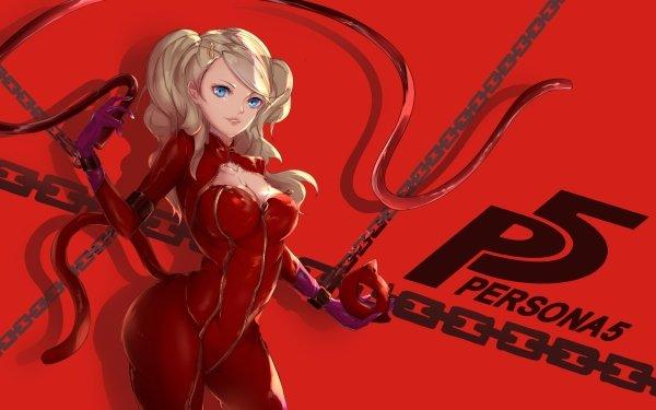 Anime Persona 5: The Animation Persona Ann Takamaki HD Wallpaper   Background Image